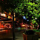 Crown Casino Promenade  by photonet