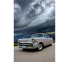 '57 Bel Air I Photographic Print