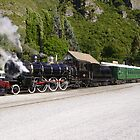 The Kingston Flyer, New Zealand by Phil413Jay