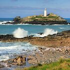Godrevy Lighthouse by Andrew Doggett