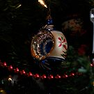 antique christmas decoration by Jeff Stroud