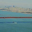 Marin Headland&#x27;s Golden Gate 2 by Bob Moore