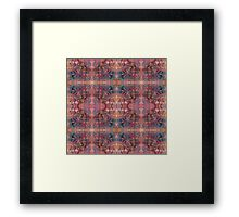 brush and pen squiggles Framed Print