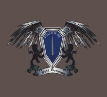 Fort Benning Georgia Logo by block33