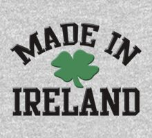 Made in Ireland by brattigrl