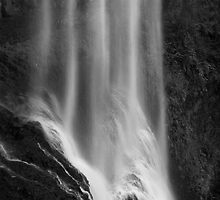 Silver Falls State Park, Oregon by Chris  Tumbusch