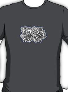 Design 027s1 - by Kit Clock T-Shirt