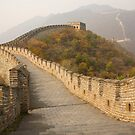 Great Wall by David Reid