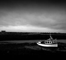 Scene from the South Gare by PaulBradley