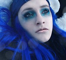 Blue II by PorcelainPoet