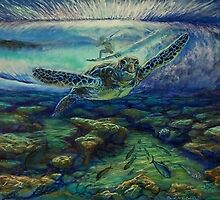 Honu Sessions by Clark Takashima