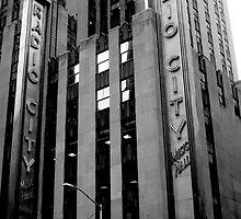 Radio City by lkippenbrock