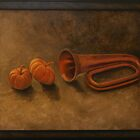 Horn of Pumpkins by rfhauver