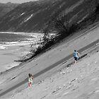 Beach Vertigo Run by David  Willison