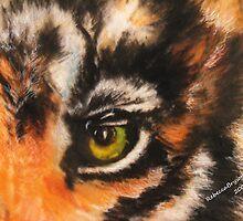 Eye of the Tiger by Rebecca Bryson