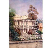 'Carlton Terraces' Photographic Print