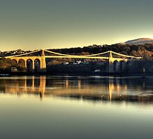 Menai Bridge  by Craig Beal