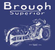 superior moto by retroracing