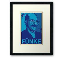 Funke Framed Print