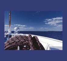 Sailing Forward by Mallorn