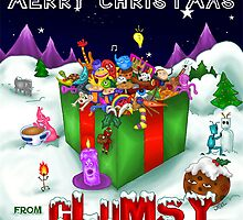 cLuMsY Christmas Card 2008 by cLuMsYJoel
