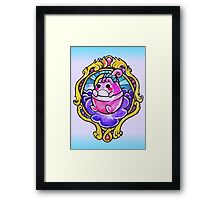 Happiny Framed Print