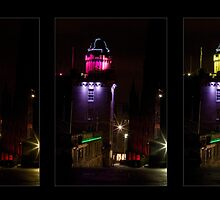 Camera Obscura - Edinburgh by Chris Clark