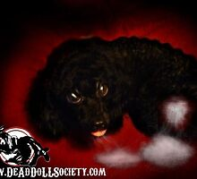 MetalGypsy's Dog, Janne by DeAdDoLLSociety