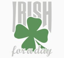 Irish for a day Kids Clothes