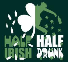 Half irish, half drunk by nektarinchen