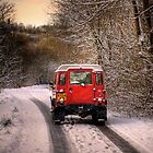 Out in the Snow by Jay Payne
