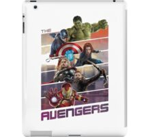 Avengers age of ultron iPad Case/Skin