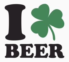 St. Patrick's day: I love Beer by nektarinchen