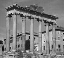 Imperial Rome II by John Valentan