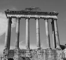 Imperial Rome III by John Valentan