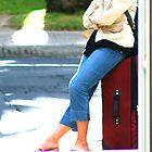 Waiting by Elizabeth Bravo