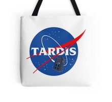 Nasa Tardis Tote Bag