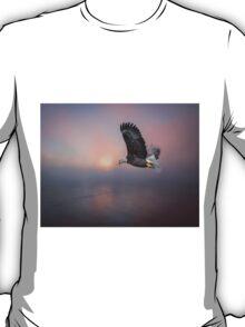 Soaring At Sunrise T-Shirt