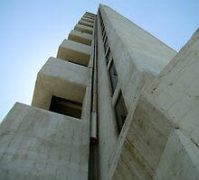 Torre de los homenajes, Estadio Centenario, Montevideo, Uruguay by Ulrich von Cappeln