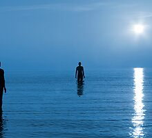 Gormley Trio by Photoshopped
