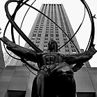 Atlas, Rockefeller Center, New York City by Jaymes Williams
