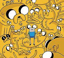 Adventure Time by alexalexx