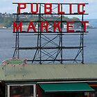 Pike Place Market Number 1, Seattle by Jaymes Williams