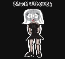 Black Widower by Rajee