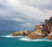 North Gorge, Stradbroke Island, Australia by David James