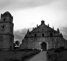 PAOAY CHURCH by Orca18