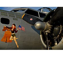 Liberty Belle Photographic Print