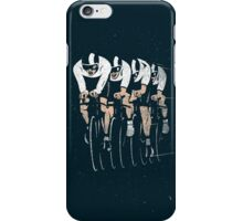 Cycling Team Pursuit iPhone Case/Skin