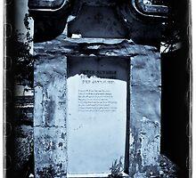 Old Biloxi Cemetery Seymour Crypt by lorispradley