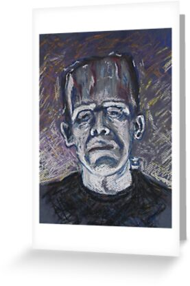 Frankenstein by Marilyn Brown